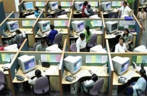 Beehive of cubicals